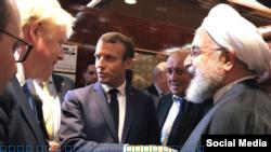 دو خواسته رهبران فرانسه و بریتانیا از روحانی؛ با پرزیدنت ترامپ دیدار و زندانیان دوتابعیتی را آزاد کنید