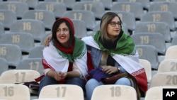 حضور محدود زنان در ورزشگاه برای فوتبال ایران خوش قدم بود؛ کامبوج گلباران شد