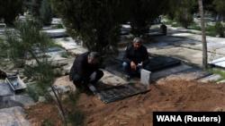 مقامات جمهوری اسلامی آمار افراد مبتلا به کرونا در استان تهران را اعلام نکردهاند